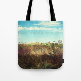 Songs From Beyond Tote Bag