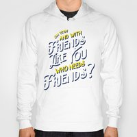 rushmore Hoodies featuring Rushmore T-shirt Quote by Tabner's