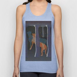 Lookout Unisex Tank Top