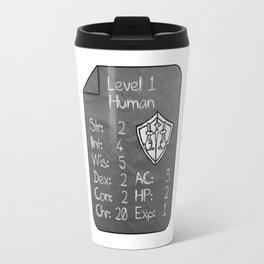 Level 1 - Human Travel Mug