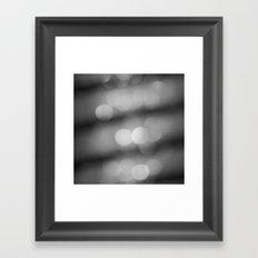 City Lights 2 Framed Art Print