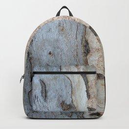 Bark Of A Eucalyptus Tree Backpack