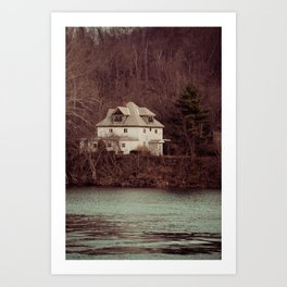 dreamhouse Art Print