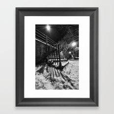Barchester Framed Art Print