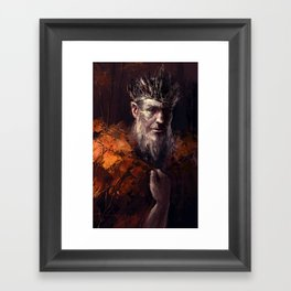 Erlking Framed Art Print