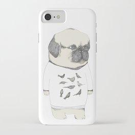 kinotto pug iPhone Case