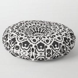 Tribal Mandala G385 Floor Pillow