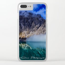 Luenersee Lake Clear iPhone Case