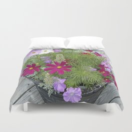 Cosmos Deckbox Duvet Cover