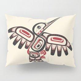 Salish Coast Humming Bird Pillow Sham