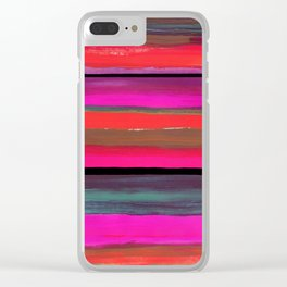 Like Sherbet Clear iPhone Case