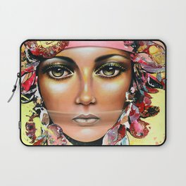 Gypsy's Secret by Sonia Laurin Laptop Sleeve
