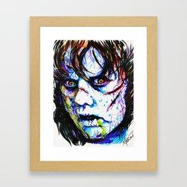 Regan Framed Art Print