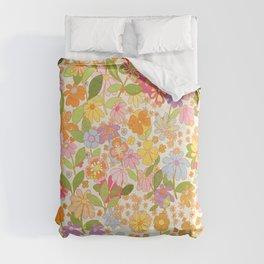 Nostalgia in the garden Comforters