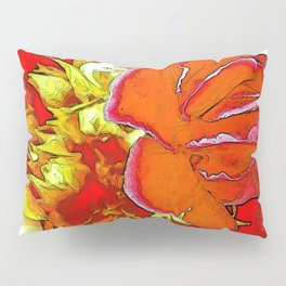 ORANGE BEAUTY Pillow Sham