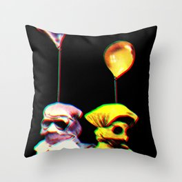 Owners Illusions Throw Pillow