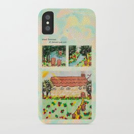 Wood Dominoes - Colour - #1 iPhone Case
