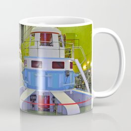 machine room HPP Coffee Mug