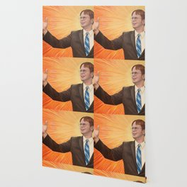 Dwight Schrut The Messiah Wallpaper