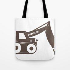 Dildozer Tote Bag