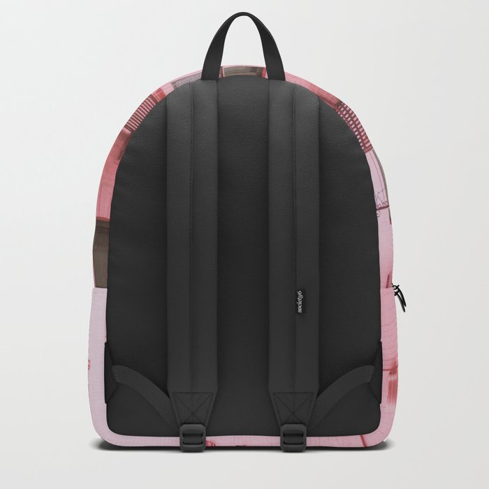 Pink Soho NYC Backpack