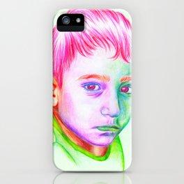 Boy IRL iPhone Case