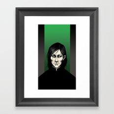 Severus Snape  Framed Art Print