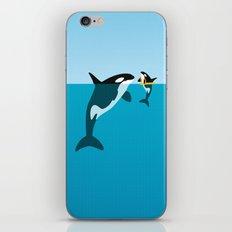 Orca iPhone & iPod Skin