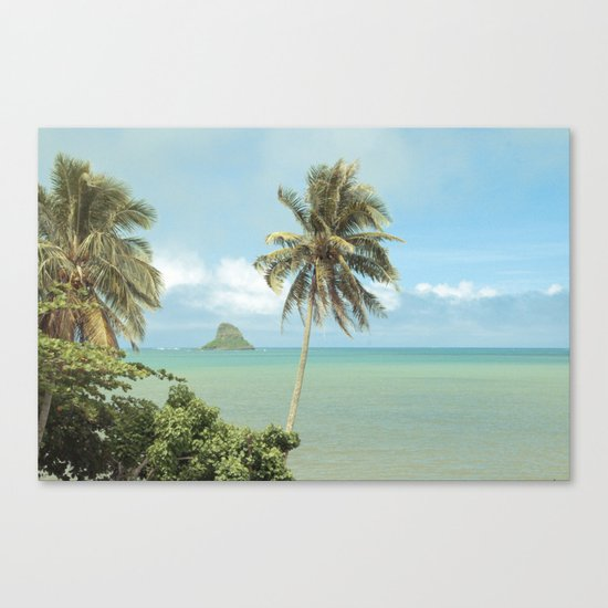 Mokolii Island Canvas Print