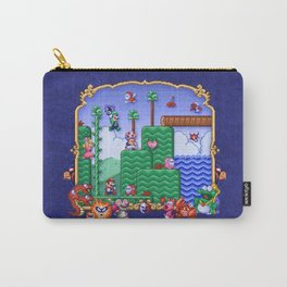 Mario Super Bros, Too Carry-All Pouch