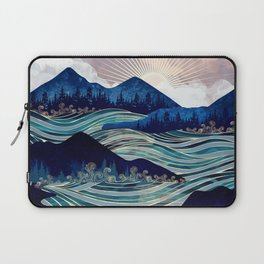 Ocean Sunrise Laptop Sleeve