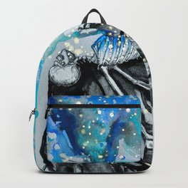 skeleton burst 1 Backpack