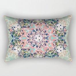 Color Web Rectangular Pillow