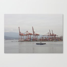 Seabus Canvas Print