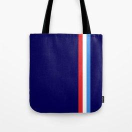 Tricolore #2 Tote Bag