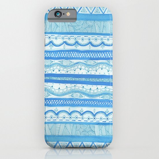 Doodle #2 iPhone & iPod Case
