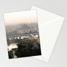 View from a Balloon Stationery Cards
