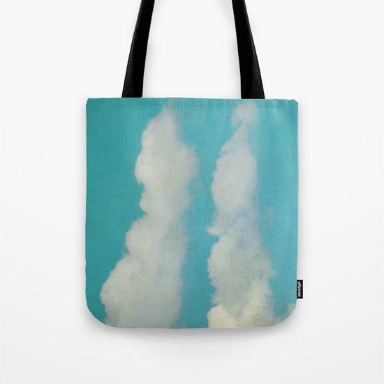 Mr.&Mrs. Cloud Tote Bag