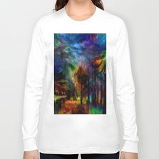 Forêt Nuit Long Sleeve T-shirt