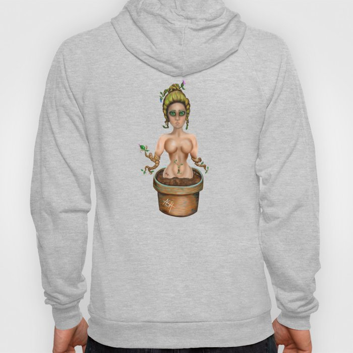 Flowerpot femme Hoody