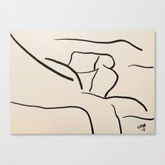 A Study of the Guggenheim Bilbao Canvas Print