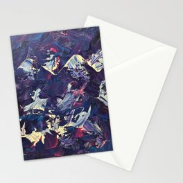 Arctic mountains Stationery Cards