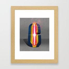 Superbet 'C' Framed Art Print