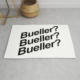 Bueller? Rug