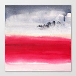Martian bloom Canvas Print