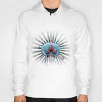 metroid Hoodies featuring Metroid  by Jauma