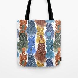 Macrame Tapestry Weavings Tote Bag