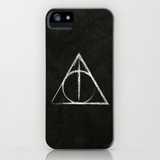 Deathly Hallows (Harry Potter) Slim Case iPhone (5, 5s)