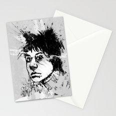 Brooklyn Bridge Girl Stationery Cards