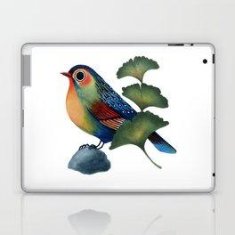 Ginkgo Bird Laptop & iPad Skin
